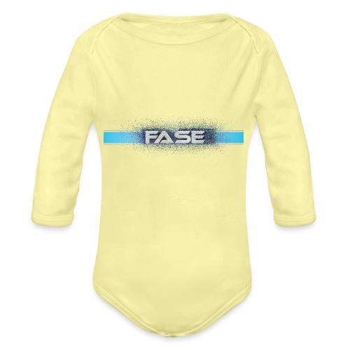 FASE - Organic Longsleeve Baby Bodysuit