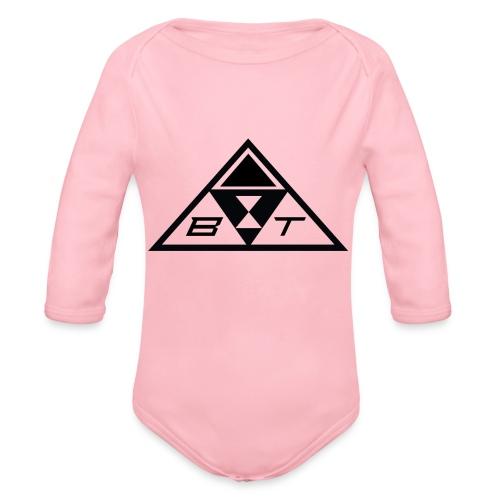 logo beatsux - Body ecologico per neonato a manica lunga