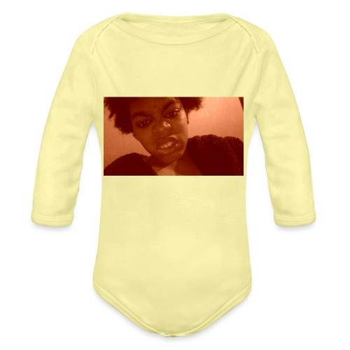 U Mad? - Organic Longsleeve Baby Bodysuit