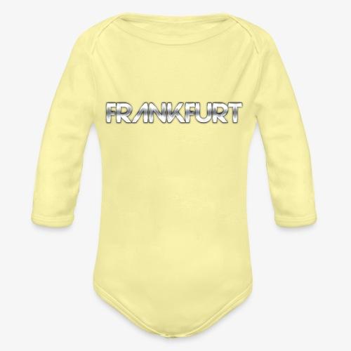 Metalkid Frankfurt - Baby Bio-Langarm-Body