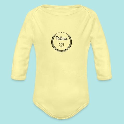 Palmix Sweatshirt - Organic Longsleeve Baby Bodysuit