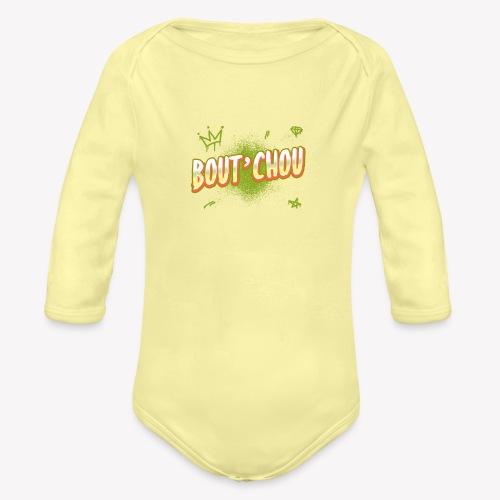 Bout'chou - Body Bébé bio manches longues