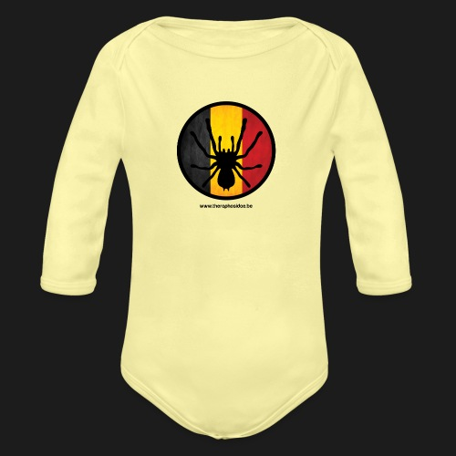 Official - Organic Longsleeve Baby Bodysuit