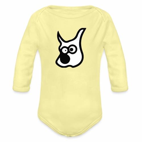 e17dog - Organic Longsleeve Baby Bodysuit