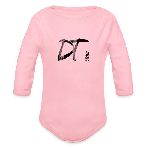 DTWear Limited - Baby bio-rompertje met lange mouwen