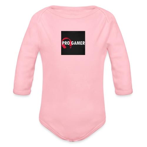 pro gamer magliette maglietta da uomo - Body ecologico per neonato a manica lunga