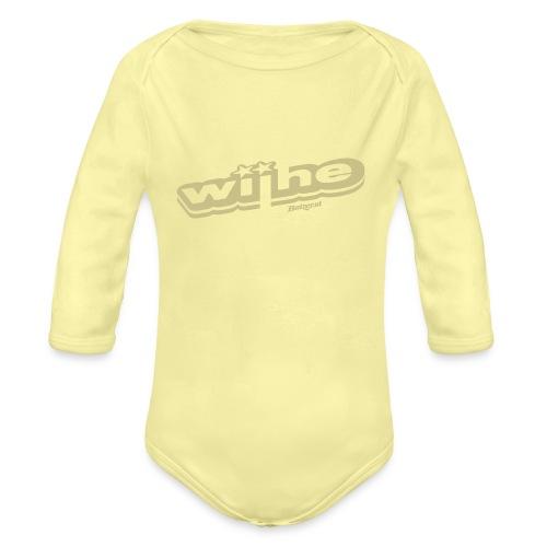 Batzer Salland Series Wijhe - Baby bio-rompertje met lange mouwen