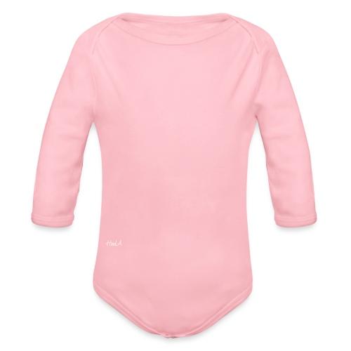 hello classic - Organic Longsleeve Baby Bodysuit