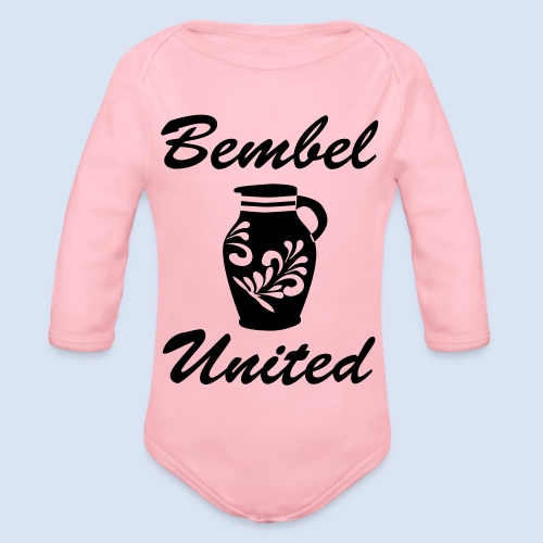 Bembel United Hessen - Baby Bio-Langarm-Body