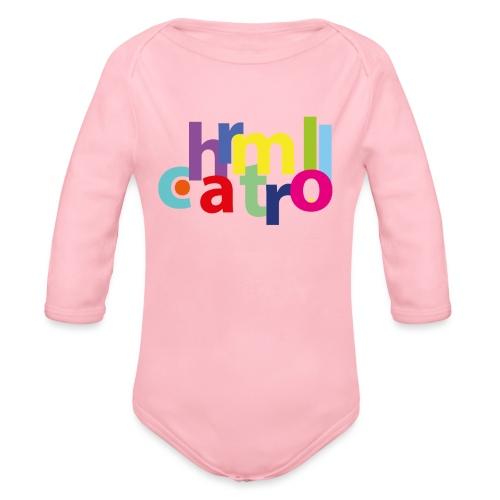 Charmtroll - Organic Longsleeve Baby Bodysuit