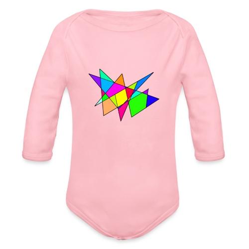 Phone Case Design - Organic Longsleeve Baby Bodysuit