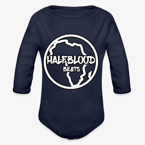 halfbloodAfrica - Baby bio-rompertje met lange mouwen
