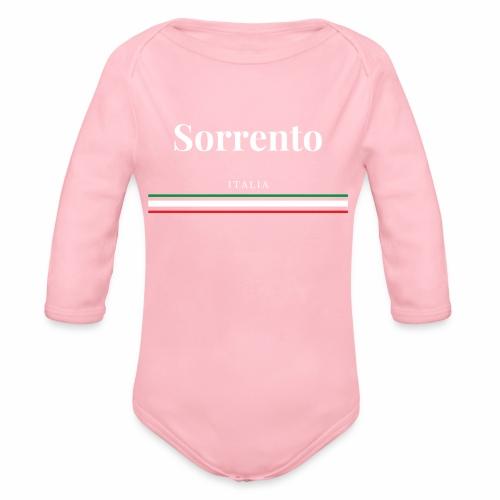 Sorrente, Italie - Body Bébé bio manches longues
