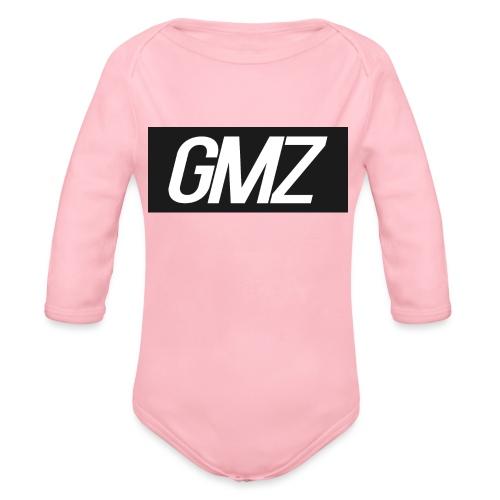 Untitled 3 - Organic Longsleeve Baby Bodysuit