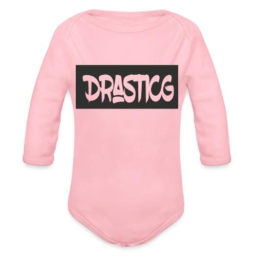 Drasticg - Organic Longsleeve Baby Bodysuit