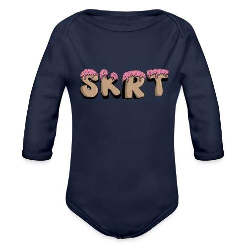 SKRT - Body ecologico per neonato a manica lunga