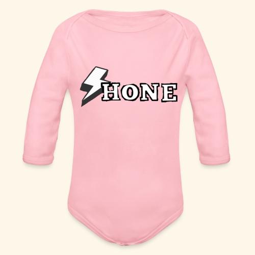 ShoneGames - Organic Longsleeve Baby Bodysuit
