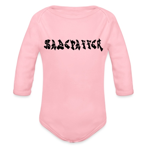 Hazepaffer - Organic Longsleeve Baby Bodysuit