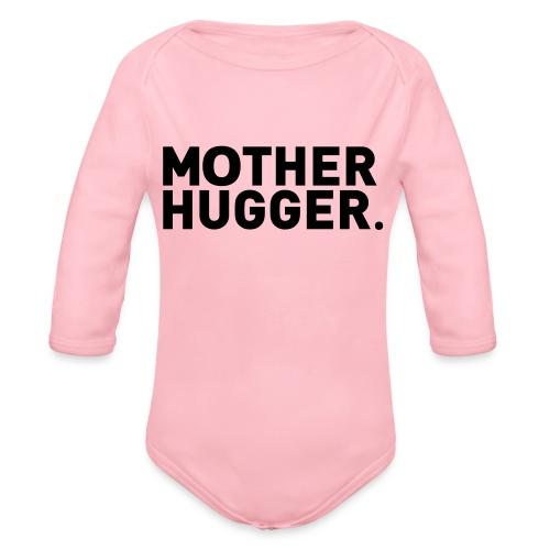 Mother Hugger - Baby Bio-Langarm-Body