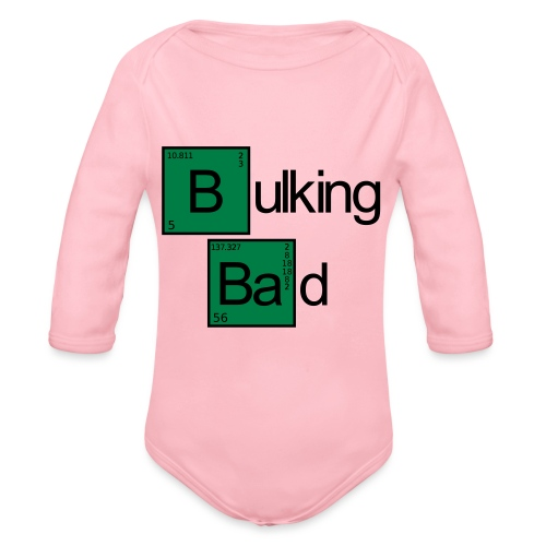 Bulking Bad - Baby Bio-Langarm-Body