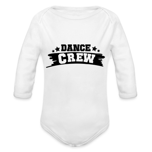 Tshit_Dance_Crew by Lattapon - Langærmet babybody, økologisk bomuld