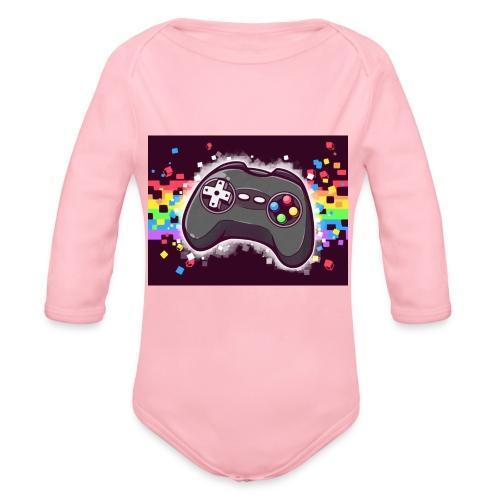 Gaming controller - Baby Bio-Langarm-Body