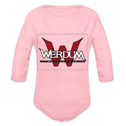 Werdum Maspalomas - Body orgánico de manga larga para bebé