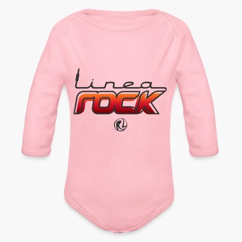 Donna - Canotta Logo Classic - Body ecologico per neonato a manica lunga