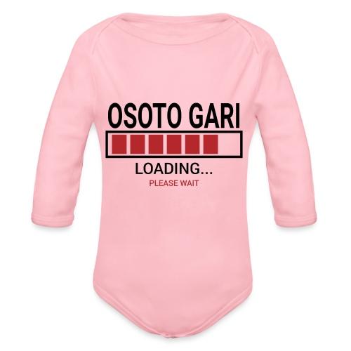 O Soto Gari Loading.... Pleas Wait - Ekologiczne body niemowlęce z długim rękawem