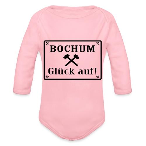 Glück auf! Bochum - Baby Bio-Langarm-Body