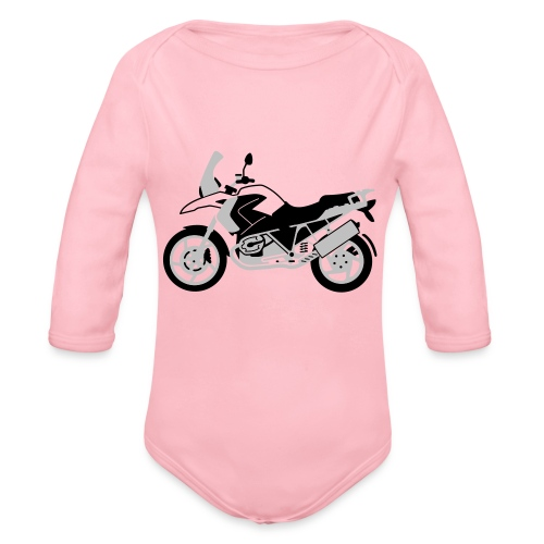 R1200GS 08-on - Organic Longsleeve Baby Bodysuit
