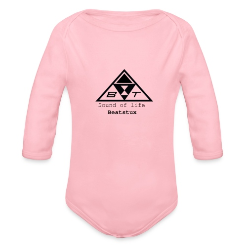 sound_of_life - Body ecologico per neonato a manica lunga