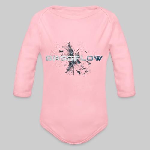 Bassflow Shirt - Women - Baby bio-rompertje met lange mouwen