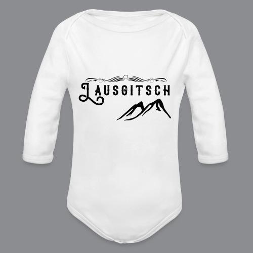 Lausgitsch - Baby Bio-Langarm-Body