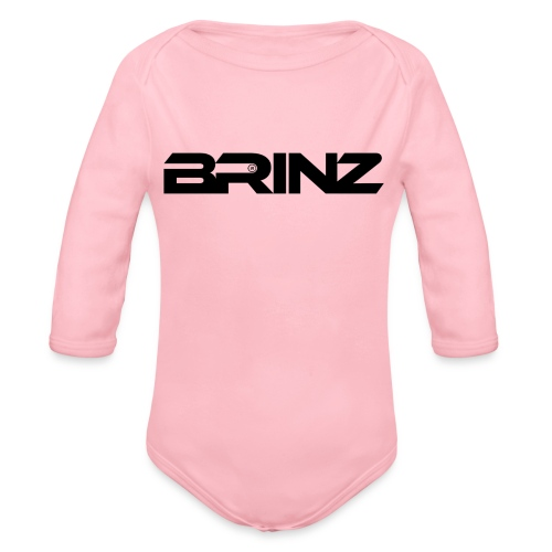 BRINZ nuovo - Body ecologico per neonato a manica lunga