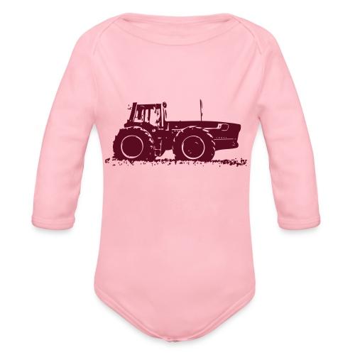 3588 - Organic Longsleeve Baby Bodysuit