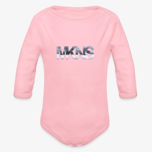 MKNS3 - Baby Bio-Langarm-Body