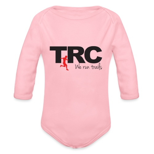Trailman Running Club Cotton Shirts - Langærmet babybody, økologisk bomuld