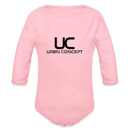 URBN Concept - Organic Longsleeve Baby Bodysuit