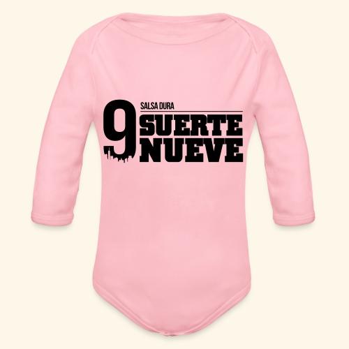 Logo Suerte - Body Bébé bio manches longues