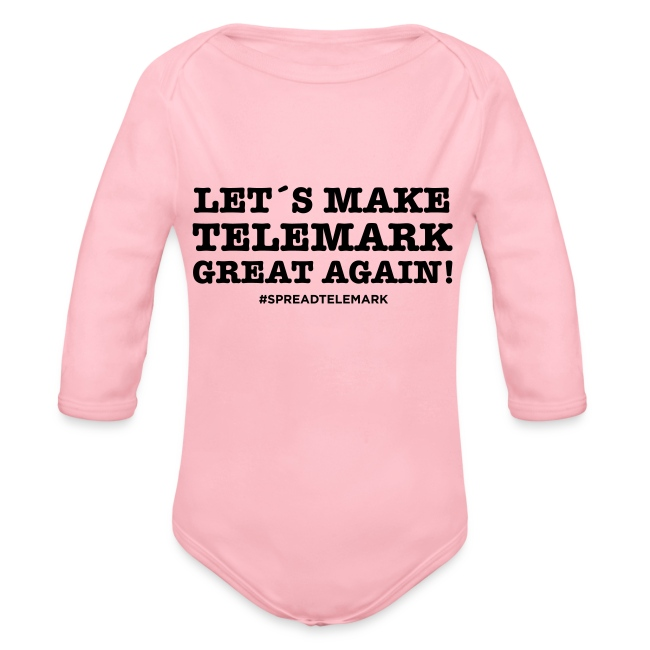 Let´s make telemark great again