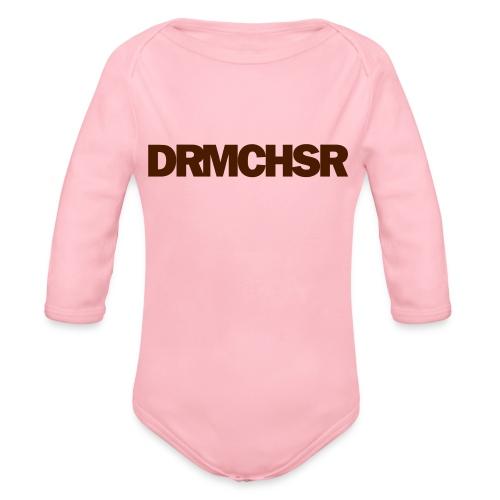 DRMCHSR - Organic Longsleeve Baby Bodysuit