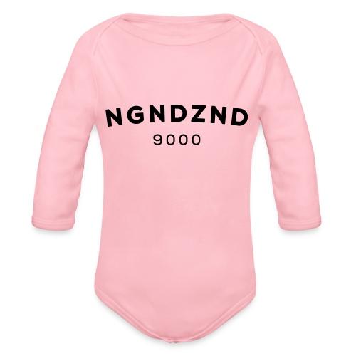 NGNDZND - Baby bio-rompertje met lange mouwen