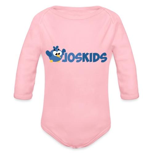 Logo JosKids 2 - Body ecologico per neonato a manica lunga