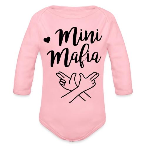 Mini-Mafia Langarmshirt (Teenager) - Baby Bio-Langarm-Body