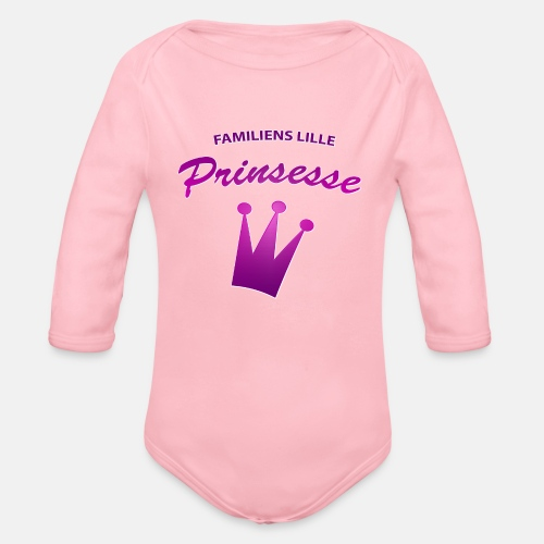 Familiens lille prinsesse