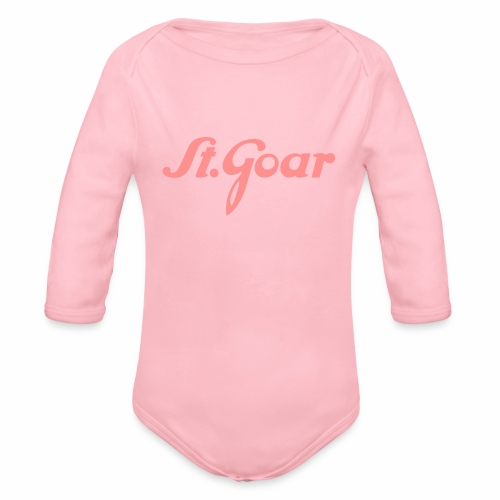 St. Goar - Baby Bio-Langarm-Body