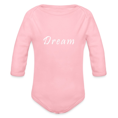 Just a Dream - Baby Bio-Langarm-Body