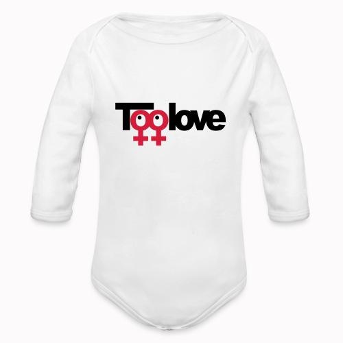 toolove mm - Body ecologico per neonato a manica lunga