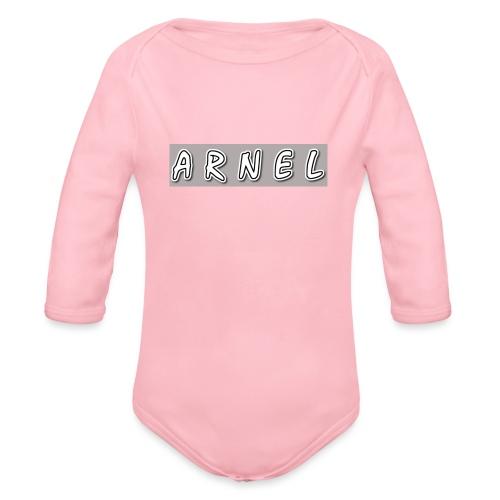 ARNEL T-SHIRT - Baby Bio-Langarm-Body